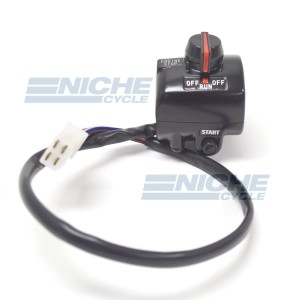 Yamaha XS650 79-84 Run/Off Switch 34-68872