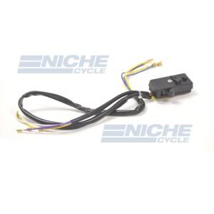 Vespa P Series Light & Kill Switch 40-81080