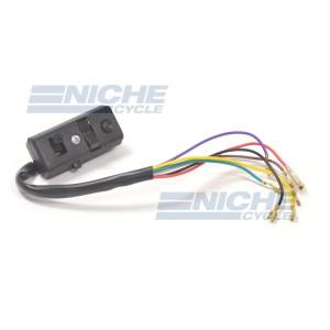 Handlebar Light/ Horn Switch- Vespa P125 40-81081
