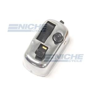 Handlebar Light/ Horn Switch- Vespa P125 '60-'70s 40-81082