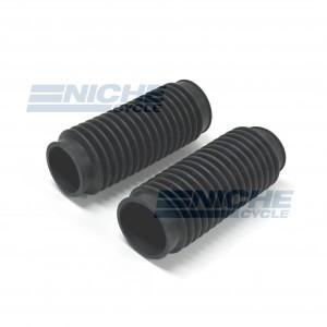 Norton & BSA A10/A65 Style Fork Gaiters 42-5320/E