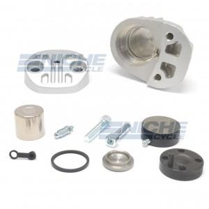 Honda CB450/750  Brake Caliper Assembly Silver 45100-341-003S