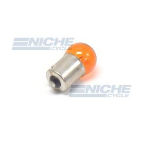 12V 23W Single Filament Amber Bulb Bullet Marker Lights 48-66724
