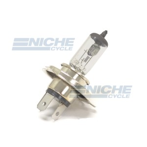 """Replacement 6-1/4"""" Headlight Bulb H4 100/90W P43T Base Type  48-67701"""