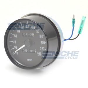 Kawasaki Z1 KZ900 KZ1000 Speedometer - Km/H 25002-065 58-43794K