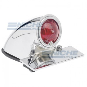 Chrome LED Classic Sparto Replica Taillight 62-30362