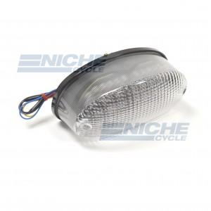 Kawasaki ZR1100 Clear LED Taillight with Turn Signals  62-39320LT