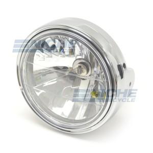 "7"" Headlight Assembly - Chrome 66-64199C"