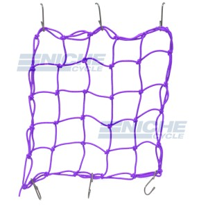 Cargo Net 15 X 15 PURPLE 78-60503