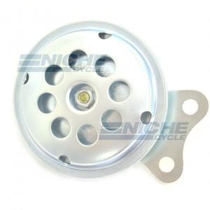 Horn 6 Volt Zinc 65mm Dual Hole 86-18306