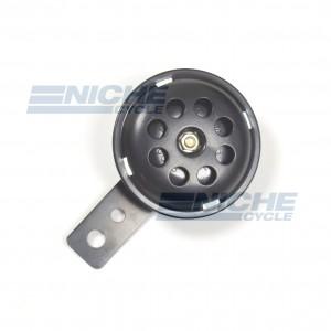 Horn- Black 65mm 6 Volt 86-18356