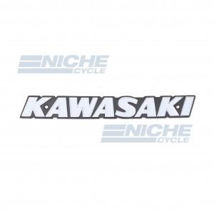 Kawasaki Z1 KZ750 KZ900 KZ1000 Die Cast Tank Emblem 43-95901