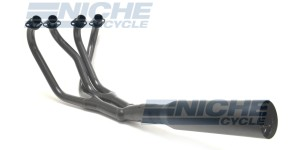 Honda CB750K 69-76 4-Into-2-to-1 Canister Exhaust System 991-0101