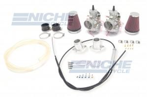 Honda CB450 Mikuni VM32 32mm Carburetor Kit NCS415
