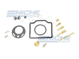 Honda CL77 305 Scrambler Carburetor Rebuild Kit CRH-12702
