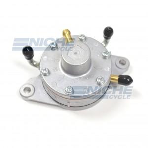Mikuni Round Fuel Vacuum Pulse Pump Dual Outlet DF52-73