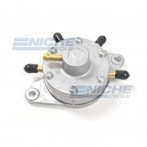 Mikuni Round Fuel Vacuum Pulse Pump Triple 3 Outlet DF52-92