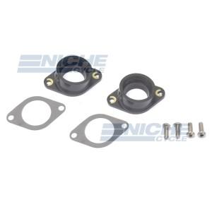 Honda CB350 CL350 SL350 Angled  Carburetor Manifold Kit 16211-286-040 NCS350MAN