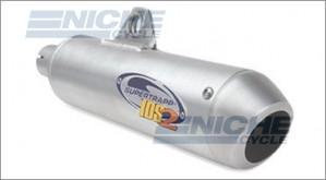 "Supertrapp 3"" Racing Series Core Muffler for Suzuki DR250 DR350 613-5350"