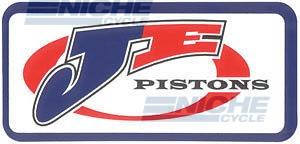 """Harley Davidson EVO 1340 JE Piston Kit 8.5:1 +.010"""" 3.508"""" Bore 126943 126943"""