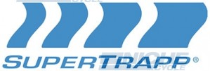 "SuperTrapp 3"" Honda KTM/SX/MXC/EXC400/520/5  Racing Core Series  613-9520"