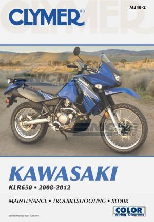 Kawasaki KLR650 2008-2012 M2402