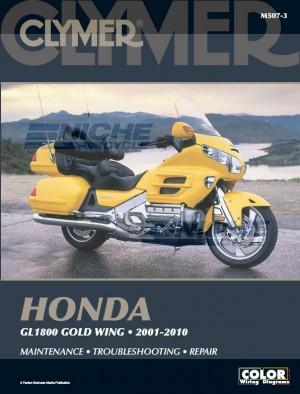 Honda GL1800 2001-2010 Total M5073