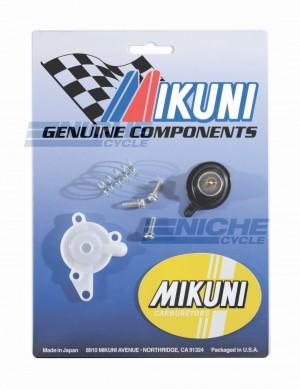 Mikuni BTM32 Air Cut Off Valve Rebuild Kit with Cover for Yamaha MK-415