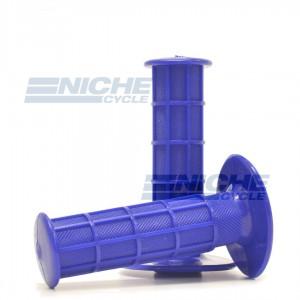 "Grip Set - Honda CR Style 7/8"" - Royal Blue 42-24612"