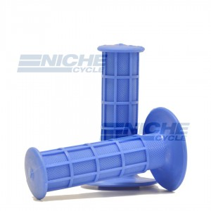 "Grip Set - Honda CR Style 7/8"" - Blue 42-24613"