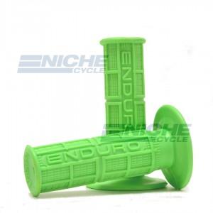 """Grip Set - Enduro 7/8"""" - Green 42-24626"""