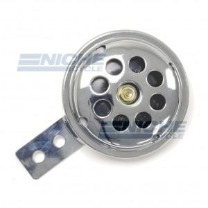 Horn- Chrome/Zinc 65mm 12 Volt 86-18342