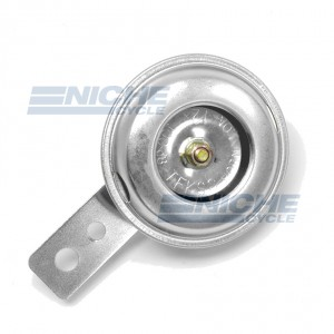 Horn- Zinc/Zinc 72mm 12 Volt 86-18322