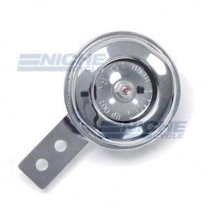 Horn- Chrome/Chrome 72mm 6 Volt 86-18326