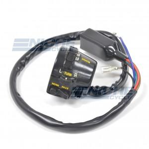Kawasaki Z1-900B Handlebar Switch-Left 34-68891