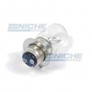 """12V35/35W Bulb- Hi/Lo 4.5"""" Old Style Spot Light T19 P15D1 48-65922"""