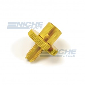 Cable Adjuster 9mm - Gold 34-67095