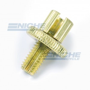 Cable Adjuster 9mm - Brass 34-67090