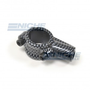 Clamp On Handlebar Mirror Bracket - 10mm R/H 20-28122