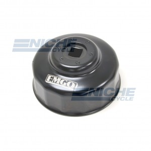 Oil Filter Wrench Cup Type 76mm- 8 Flute 84-04185