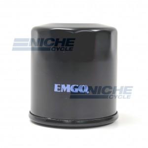 Oil Filter - Spin On - Black 10-24410