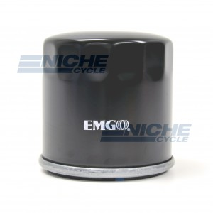 Oil Filter - Spin On - Black 10-26740