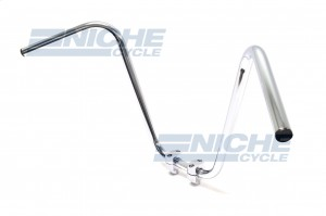 "Handlebar - 1"" Apes 16"" Chrome 07-12506"