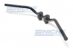 Handlebar - GP Touring Satin Black 23-12572S