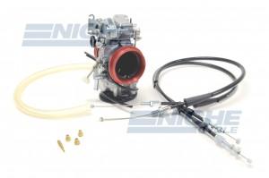 Honda XR650R Mikuni TM40 Carburetor Conversion Kit with Body Choke NCS238B