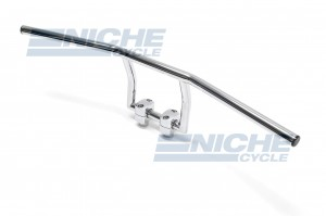 "Handlebar - ""T"" Bars Chrome 23-92406"