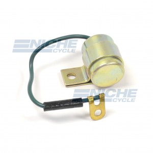 Yamaha Condenser for Hitachi Ignition - Right Side 132-81226-10-00