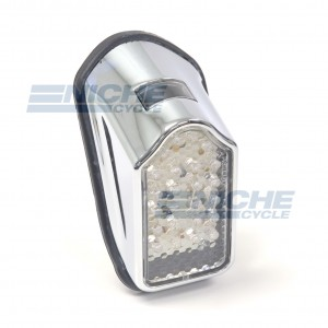 Mini Retro Tombstone LED Taillight 62-21616