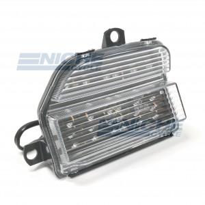 Honda CBR900RR Clear LED Taillight Assembly 62-84749L