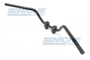 Handlebar - LTD Satin Black 23-12551S